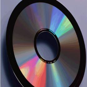 como funciona a prensagem de CDs/DVDs