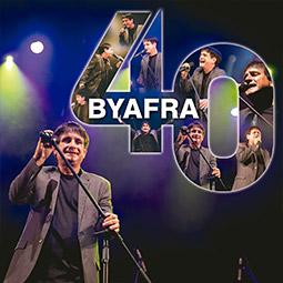 Byafra - 40 anos