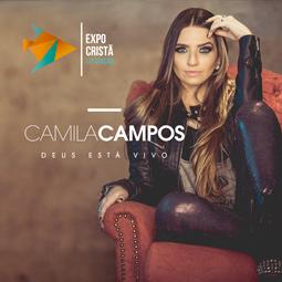 Camila Campos - Deus está Vivo