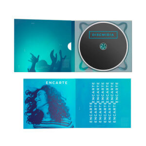 Digipack CD com 2 Painéis