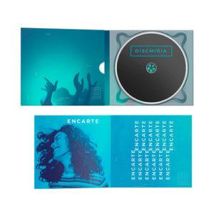 Digipack CD com 2 Painéis