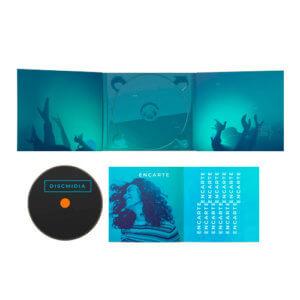 Digipack CD com 3 Painéis