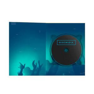 Digipack DVD com 2 Painéis